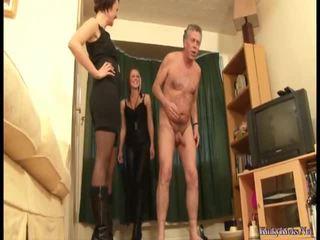 βασανιστήριο, 3some, ψηλά τακούνια