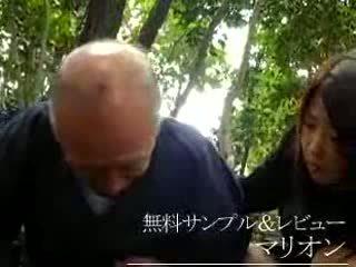 japonski, teen, grandpas