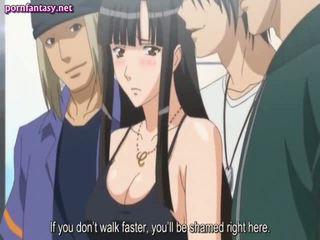 anime / cartoon, särskilt allvarliga