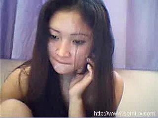 Filipina cam ragazza - solo azione 0075