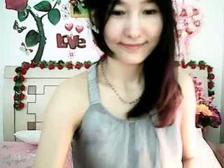 carino, webcam, corea