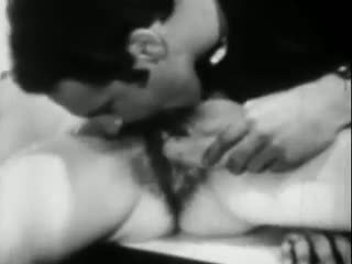Lust och den bananen: fria tappning porr video- ea