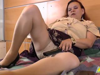 Latinchili бабичка gloria мастурбиране латински влагалище: порно f8