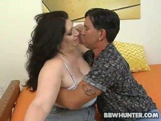 Fattie gets путка banged