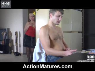 Compilation Of Ottilia, Mike, Daniel By Action Matures