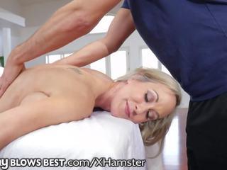 Brandi love lets stepson finish in her hot mouth: porno 12