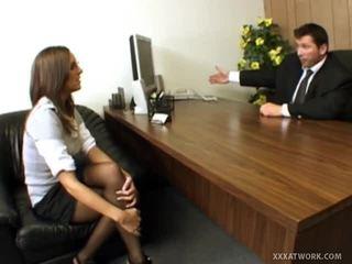 סקס הארדקור, מציצות, סקס במשרד