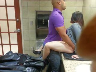 Mall badezimmer fick