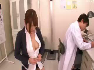 জাপানি, বিগ boobs, বাঁড়ার