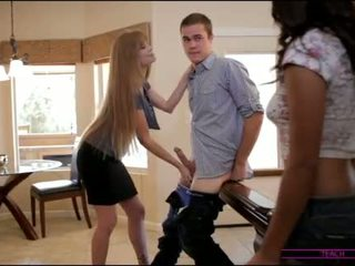 Madrasta darla crane helps sammi may bf