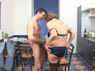 threesomes video, old+young fuck, quality german