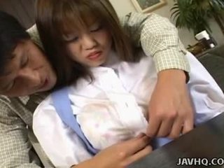 Veľký busted ázijské females vnútri porno
