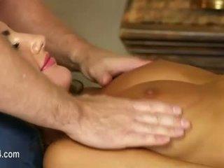 Very tricky spa of smart masseur