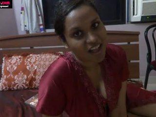 Lily indiane seks mësues rol luaj