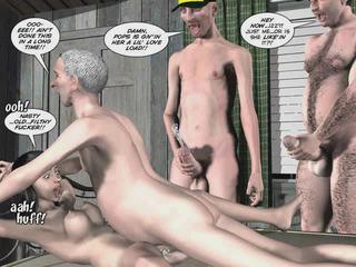3d koomik chaperone episode 2