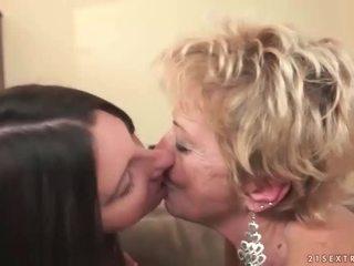 할머니 과 비탄 에 뜨거운 동성애의 활동