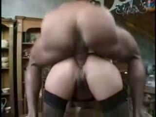 Sexy Mature Mom Sexed In Kitchen