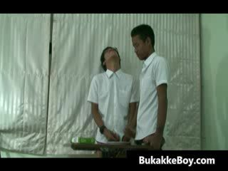 Erstaunlich asiatisch gay hardcore porno video