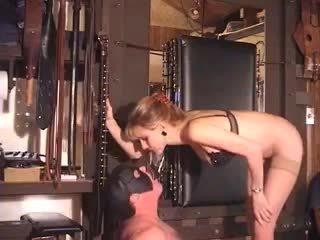 masturbation, femdom, mature