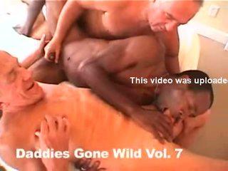 Bög pappa och gammal människa sammanställning video-