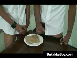 Utrolig asiatisk homofil hardcore porno video