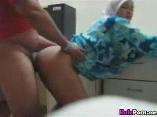 Arab 女の子 ファック から 後ろ