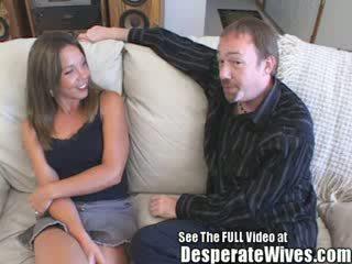 Judy lits wife's sharing session koos räpane d
