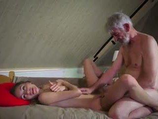 늙은 과 젊은 씨발: 늙은 씨발 젊은 포르노를 비디오 90