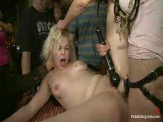 sexe publique, bondage sexe, discipline