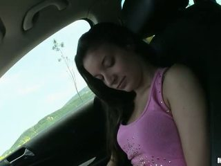 car, amateur, teen