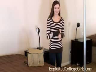 Realiteit casting van hogeschool student