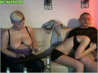 Horny amateurs swingers homemade sexparty