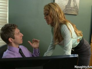 seks tegar, bos, seks