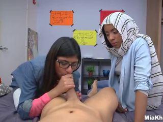 Muie lessons cu mia khalifa și ei arab prieten (mk13818)