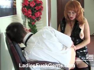 Misturar de strapon sexo porno com irene, connor, nora