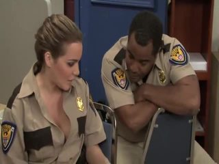 softcore, cute hard nipples, uniform