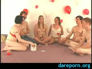Truth or Dare with amateur babe Yos