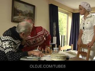 2 starý dicks pre the sestrička