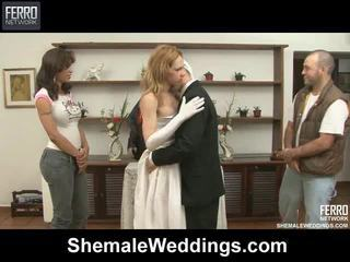 مزيج من أفلام بواسطة خنثى weddings