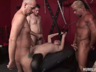 group sex, humiliation, submission