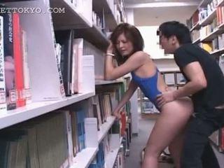 japonês, adolescentes, bichano