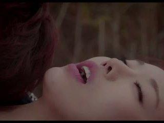 Korealainen pehmoseksi: vapaa aasialaiset porno video- 79