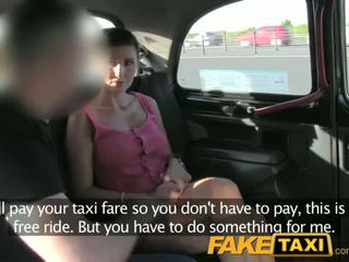 FakeTaxi Prague Beauty in backseat london sex cab holiday - Porn Video 191