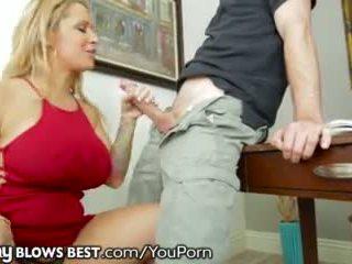 Mommyblowsbest Step-Son Seduced By Big...