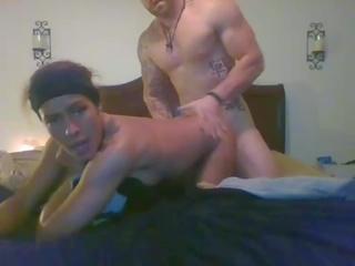 Pár 04: volný amatér & webkamera porno video e6