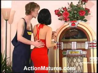mer hardcore sex kvalitet, matures se, kvalitet mogen porr