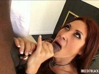Wang loving honey tiffany mynx enjoys a thick meatpole entering her pleasant mouth