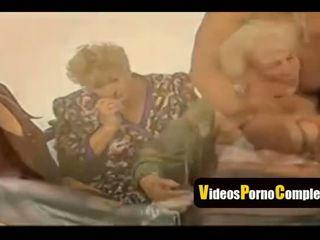 Vecmāmiņa norma - vporn video