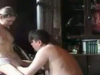 papá, hija, vídeo