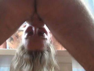 Sloppy 深喉 和 边工作 are 一 完美 match: 色情 2a